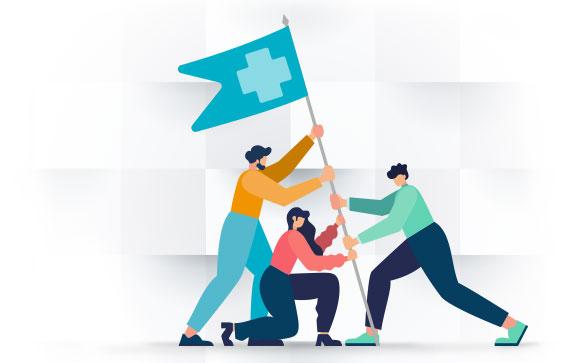 Nos missions / AISMT13, service de santé au travail