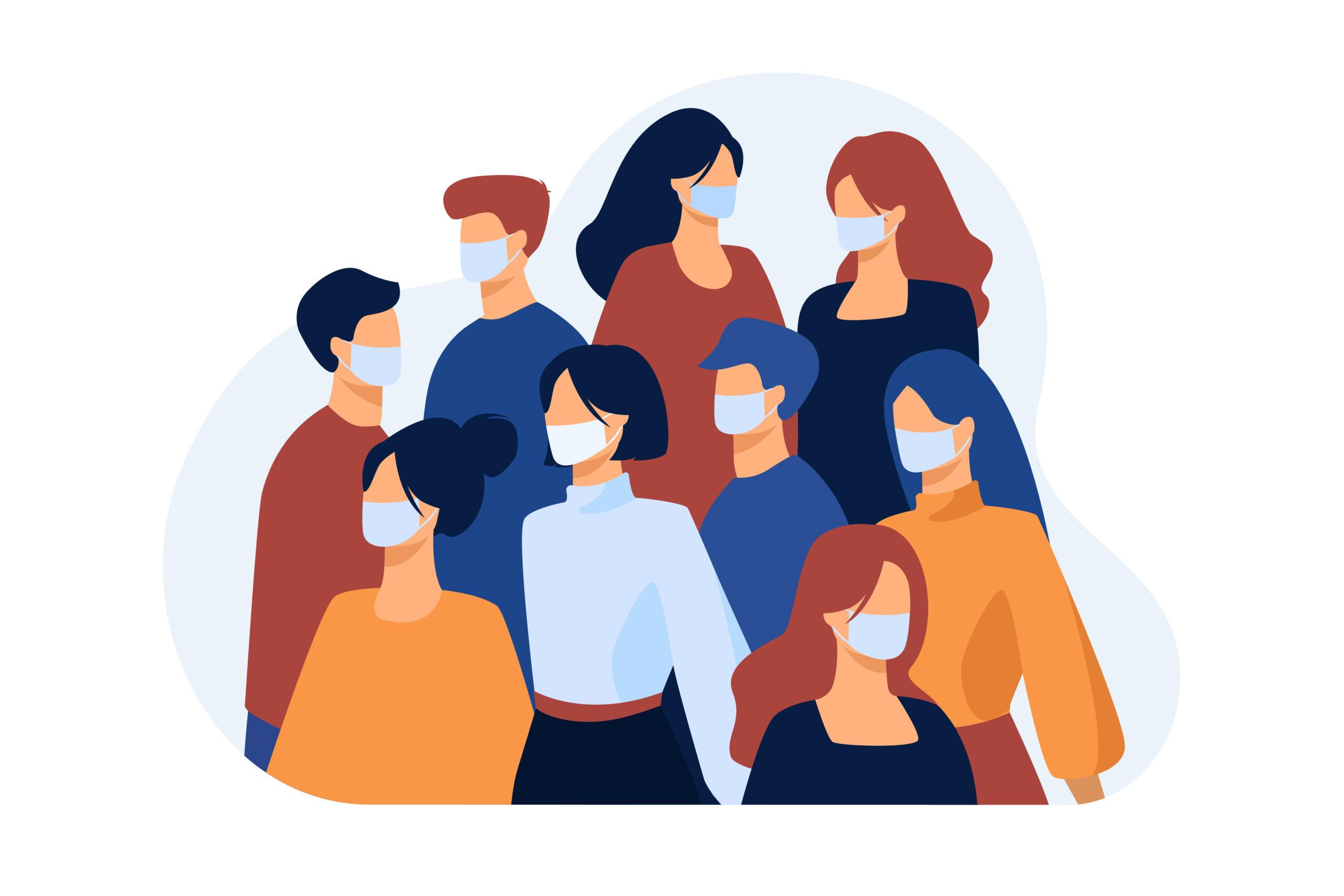 Covid-19 : comment gérer un potentiel cluster dans votre entreprise ?