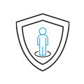 Emoticône de l'AISMT13 : protection
