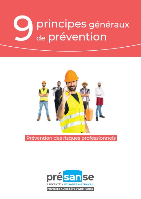 9 principes généraux de prévention Miniature