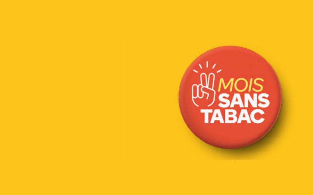 Novembre et Moi(s) sans Tabac : arrêtons ensemble !